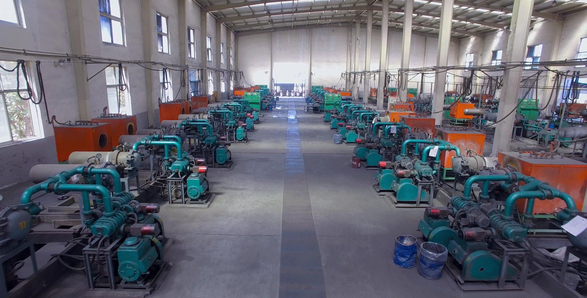 普通钛粉生产线
